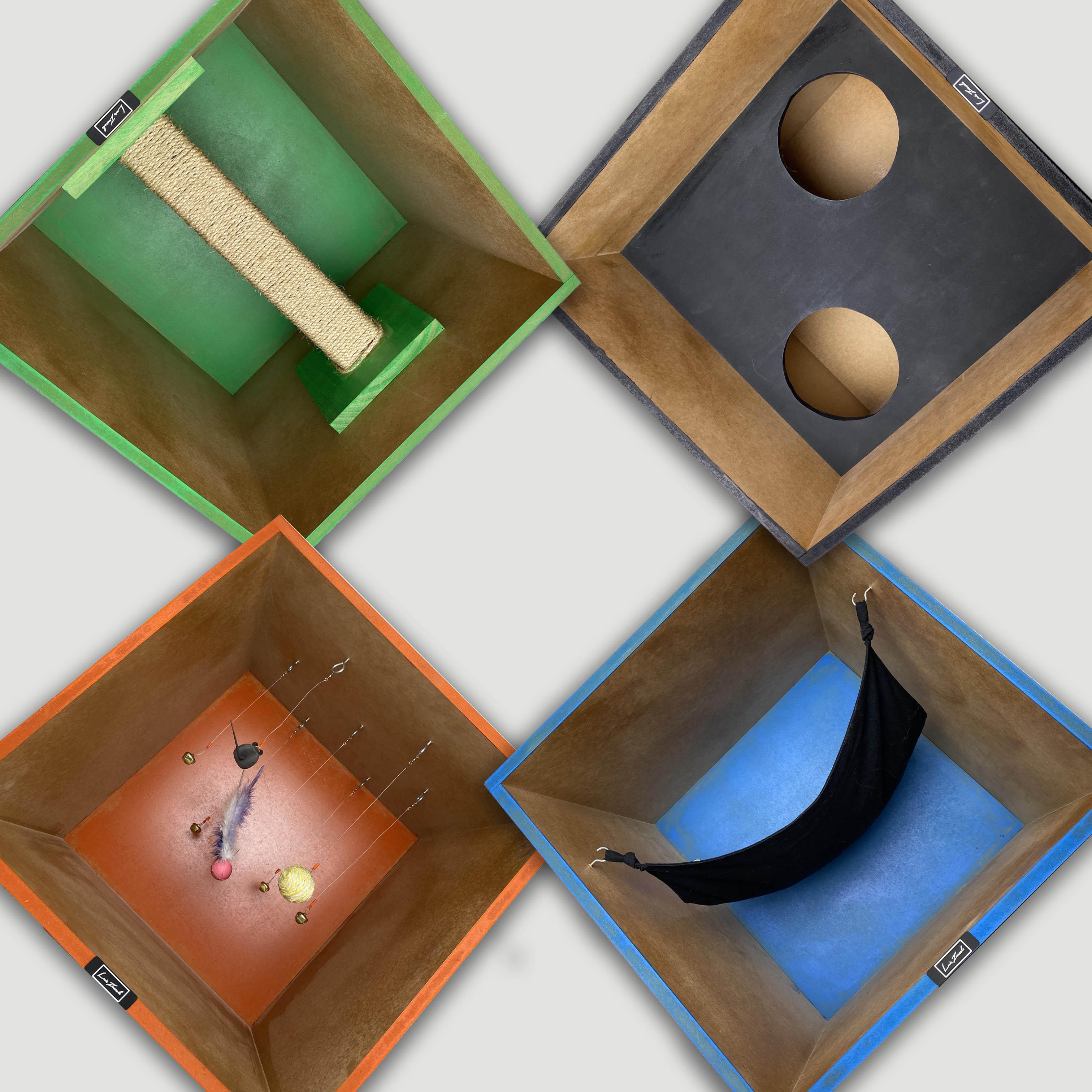 Imagem CAT SMART BOX