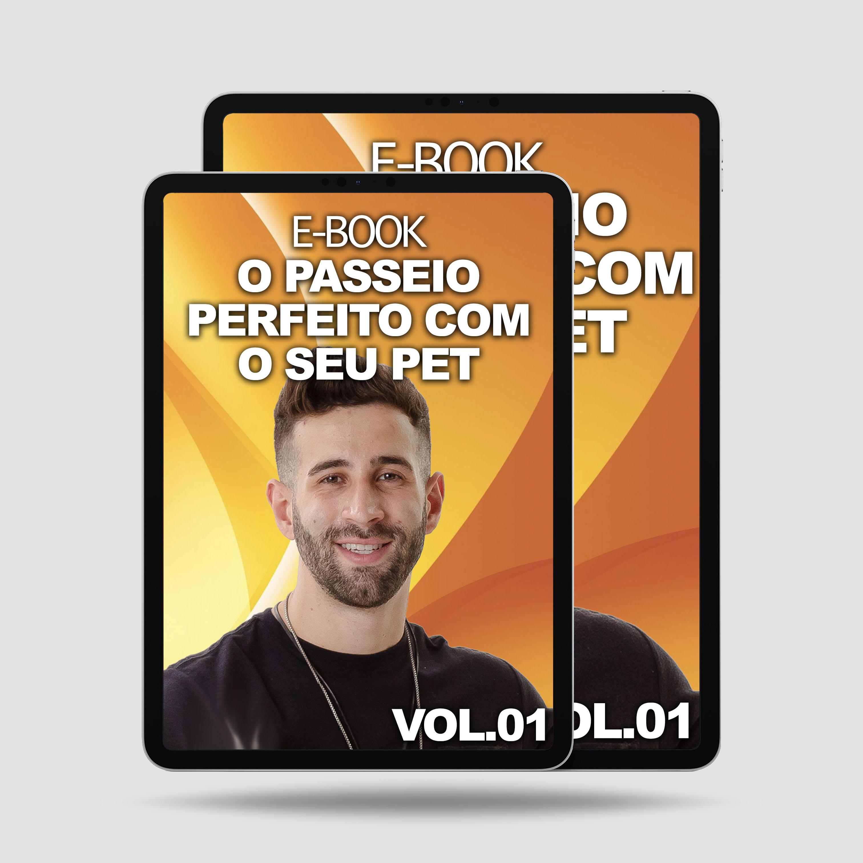 Imagem E-BOOK O PASSEIO PERFEITO COM O SEU PET