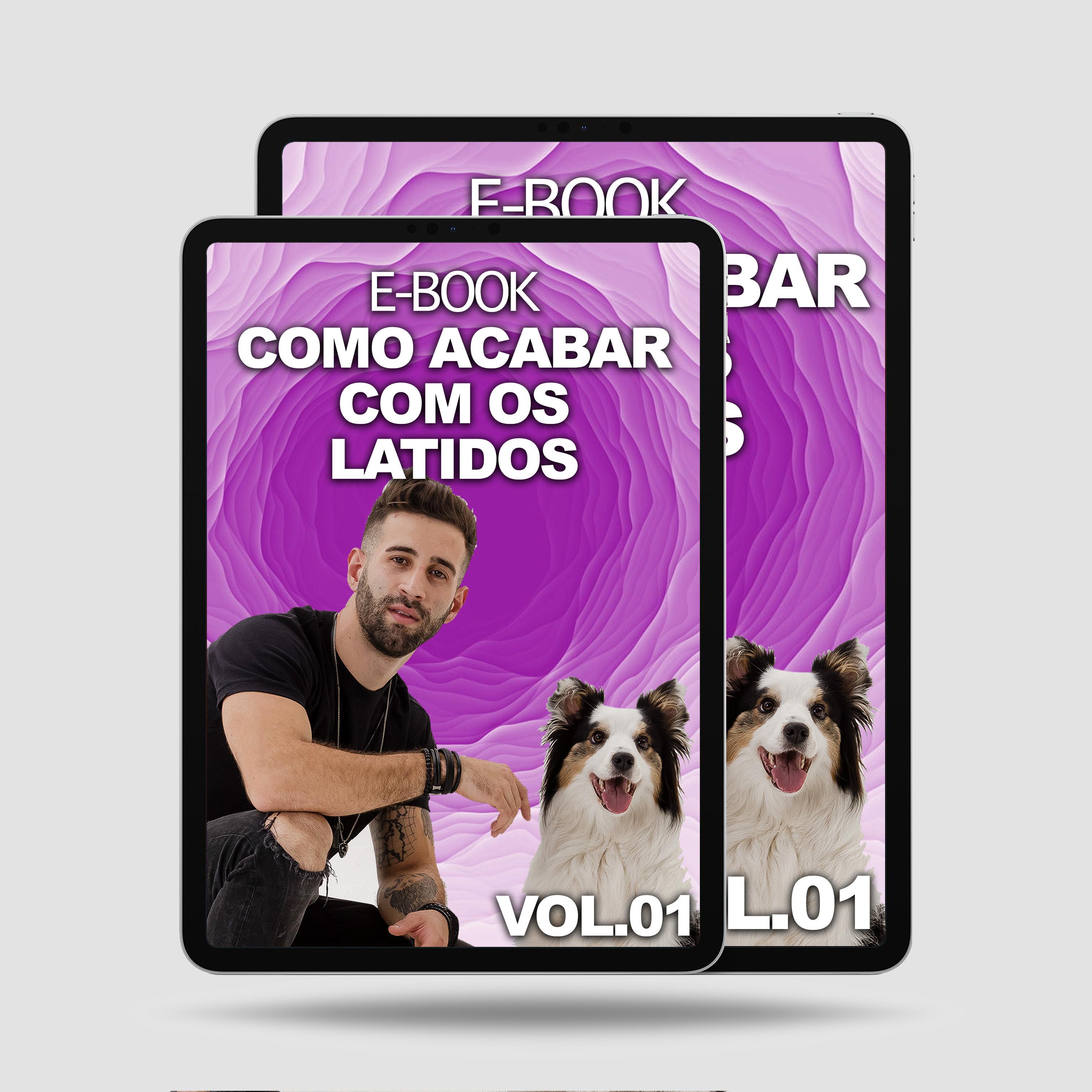 Imagem E-BOOK LATIDOS